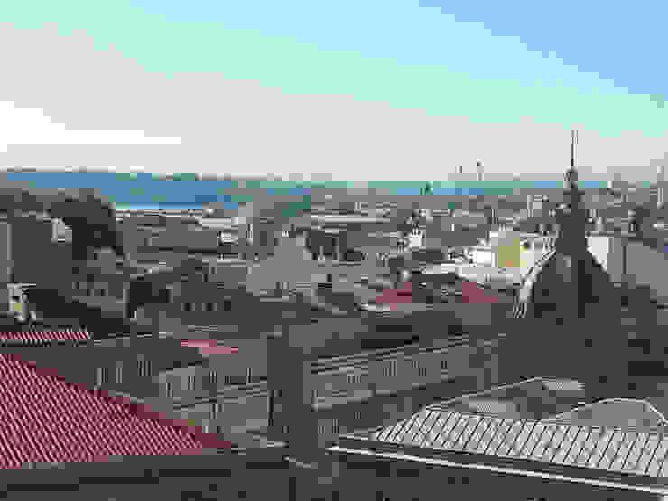 Vistas desde salón, estudio y dormitorios de Ana Cabo