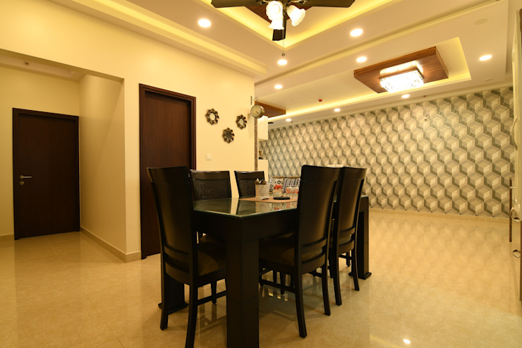 3 Modern dining room by Magnon India Modern