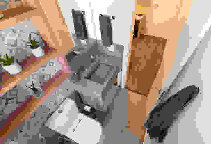 Espaço AU Modern bathroom