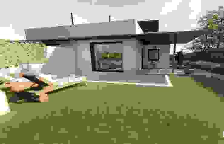 GF CONSTRUCCIÓN SOSTENIBLE S.L.U Minimalistische Häuser