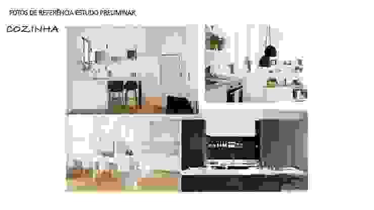 Fotos de referência cozinha por Maria Claudia Faro Clássico