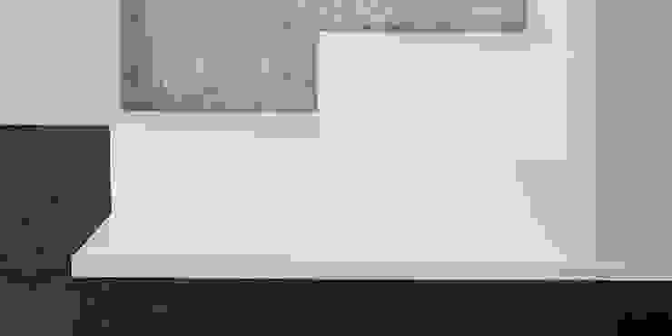 Banema S.A. Vestíbulos, pasillos y escalerasEscaleras Piedra Blanco