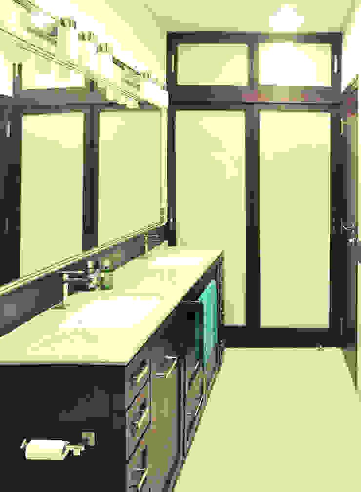 Modern Bathroom by Dhruva Samal & Associates Modern