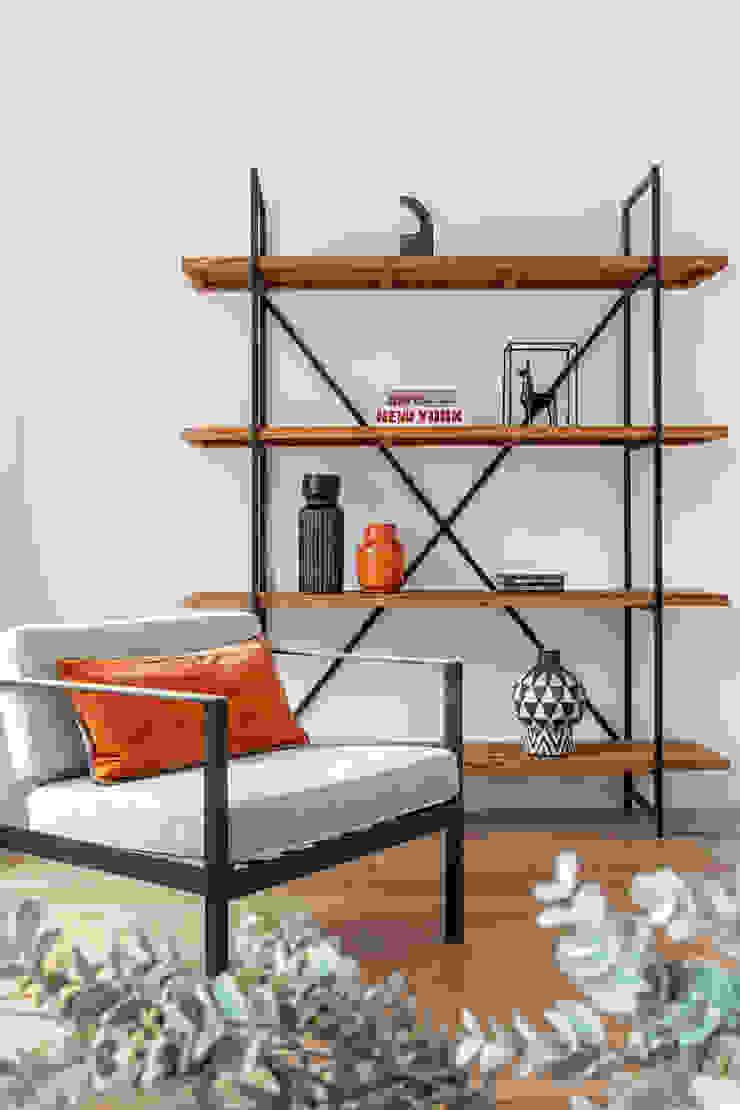 Hoost - Home Staging Salas/RecibidoresEstanterías