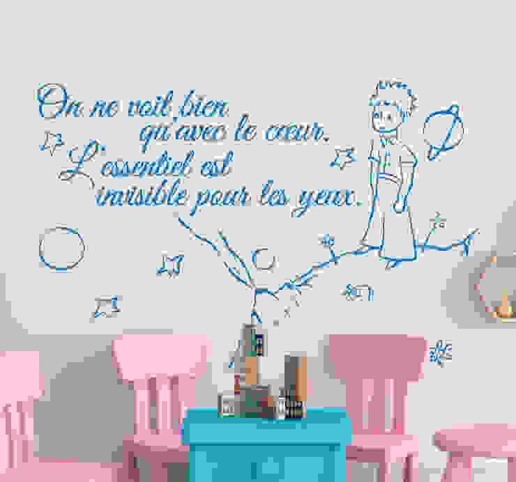 Stickers, Papiers Peints, Murales Chambre d'enfant moderne par homify Guestpost-Partners Moderne