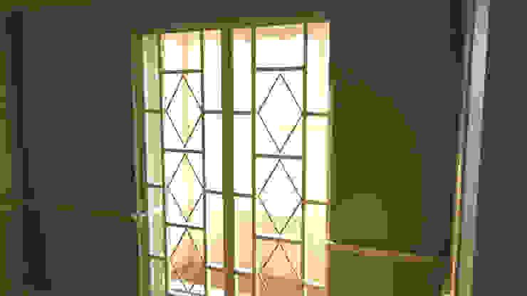 3D propuesta puertas para galería Ana Cabo