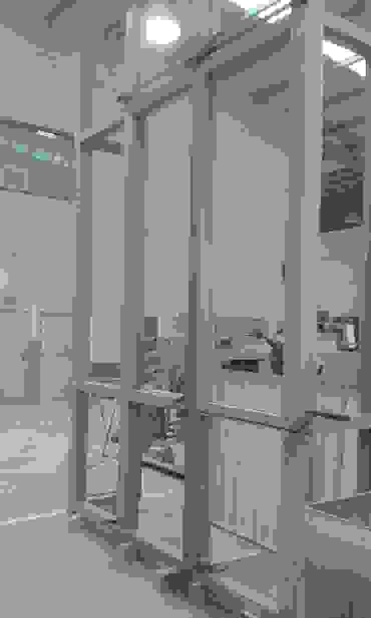 Proceso de fabricación de galería Ana Cabo Puertas y ventanasVentanas Madera maciza Blanco