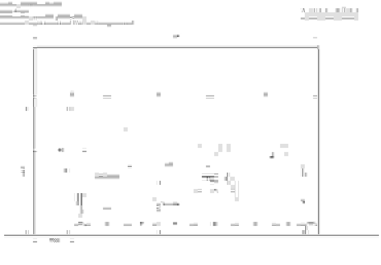Planimetría de diseño de la cocina Ana Cabo
