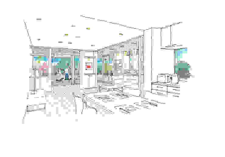 環アソシエイツ・高岸設計室 Salon asiatique