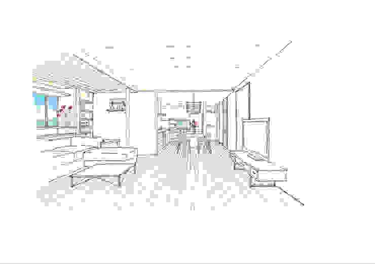 環アソシエイツ・高岸設計室 Cuisine intégrée