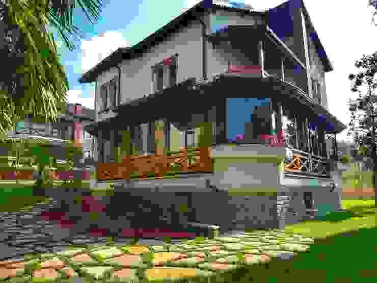 CEPHE TASARIMI İç Mimar Murat KAÇAR - Ofiss Iç Mimarlık Müstakil ev