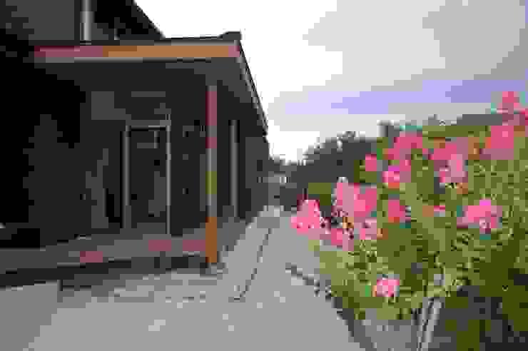 環アソシエイツ・高岸設計室 Casa unifamiliare