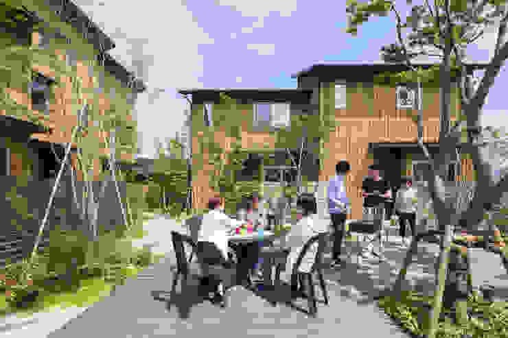 環アソシエイツ・高岸設計室 Terrace house