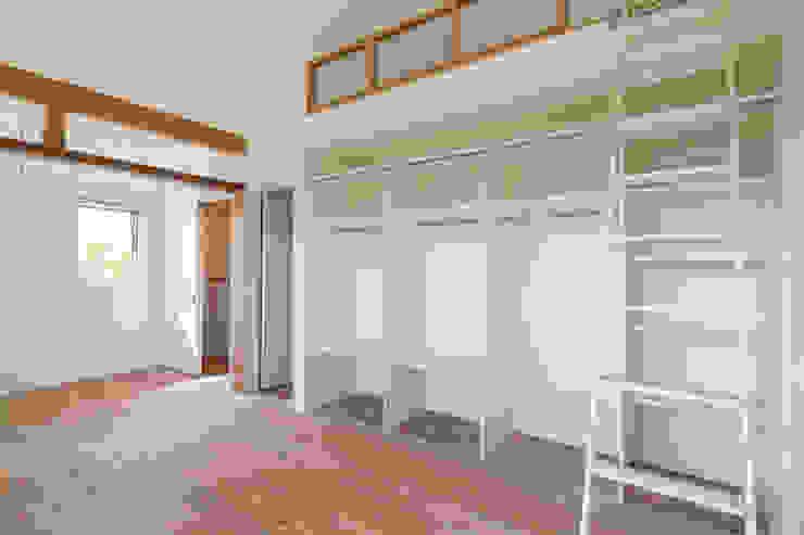 環アソシエイツ・高岸設計室 Small bedroom