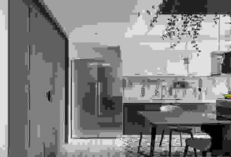 多功能廚房 禾廊室內設計 Kitchen