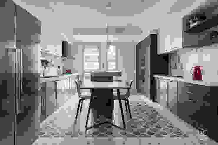 夢想廚房 禾廊室內設計 Kitchen