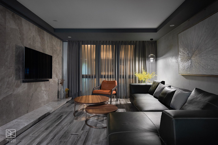 招待所兼客廳 禾廊室內設計 Living room