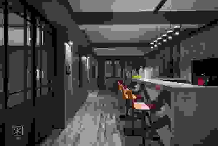 吧台 禾廊室內設計 Living room
