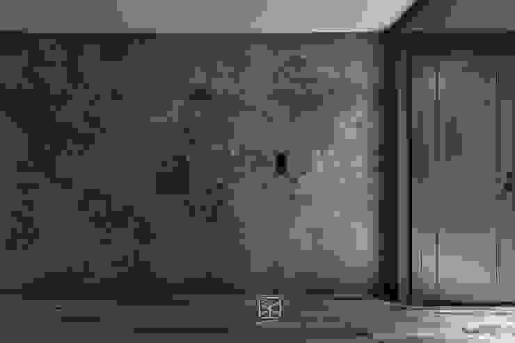 世界地圖壁紙 禾廊室內設計 Walls