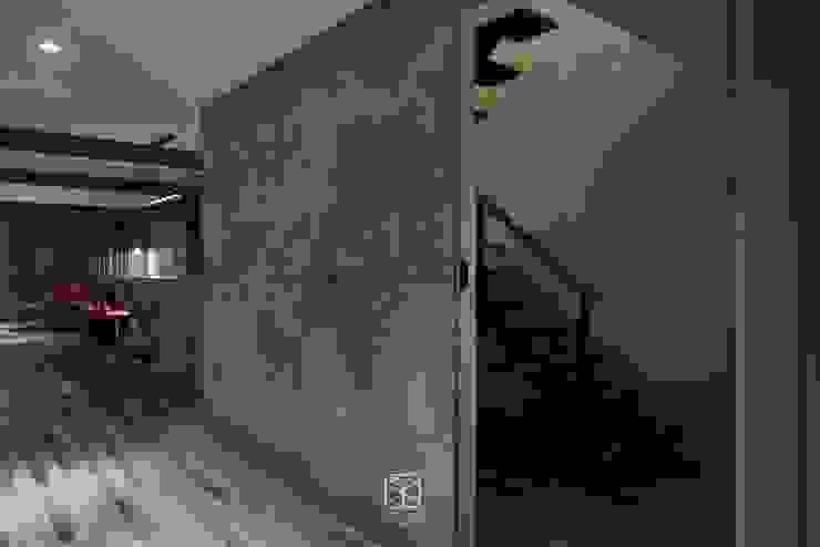 隱藏門 禾廊室內設計 Stairs