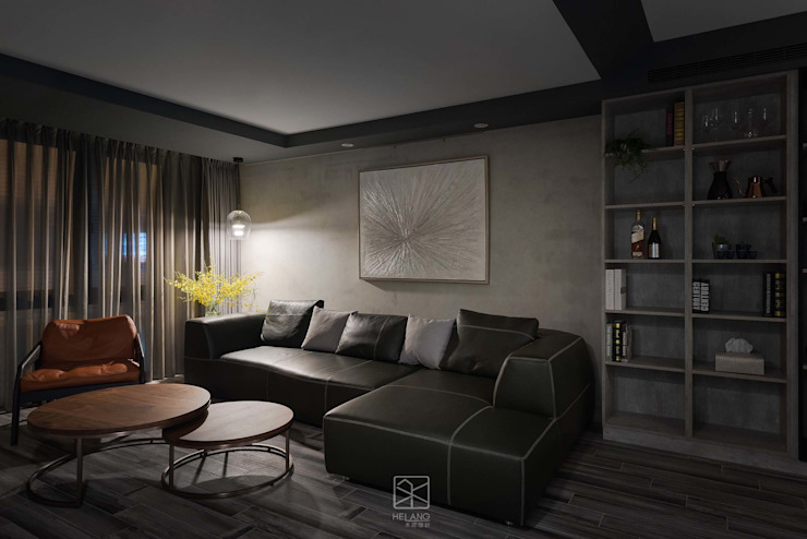 放鬆空間 禾廊室內設計 Living room