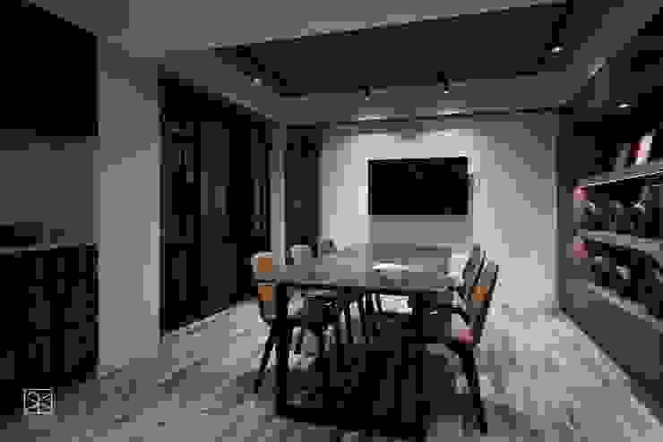 會議室 禾廊室內設計 Media room