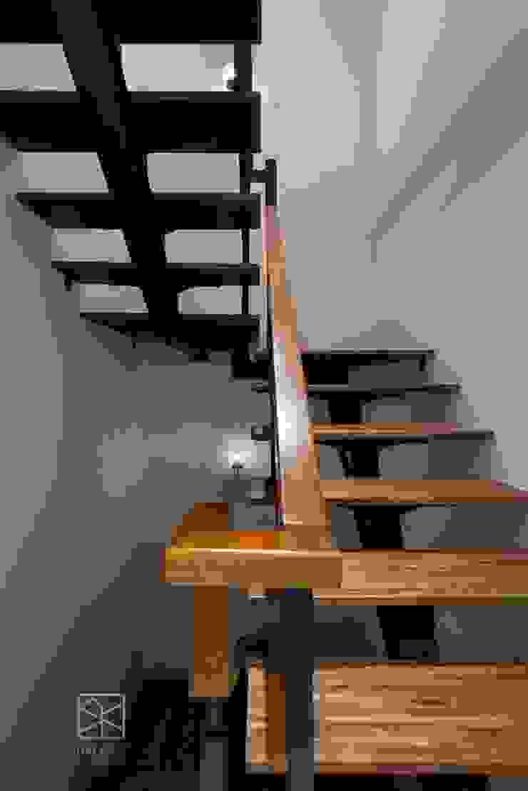 龍骨梯 禾廊室內設計 Stairs