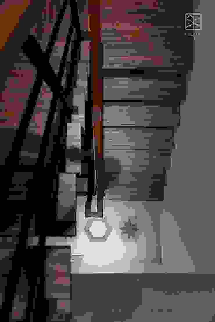 實木木地板 禾廊室內設計 Stairs