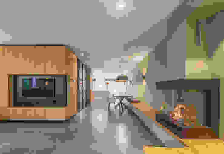 ÈMCÉ interior architecture Modern living room