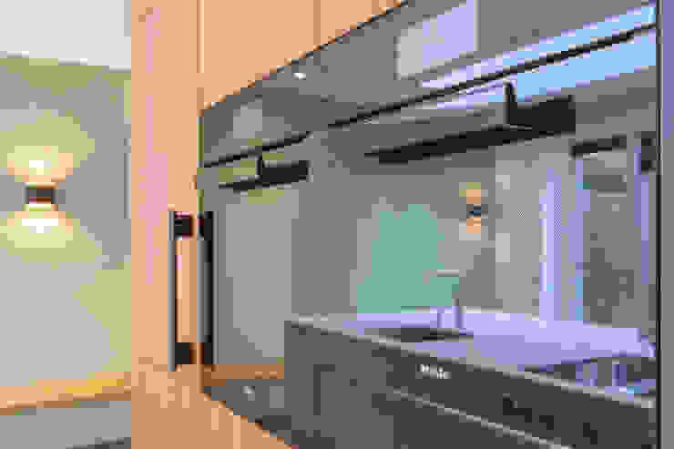 ÈMCÉ interior architecture Built-in kitchens