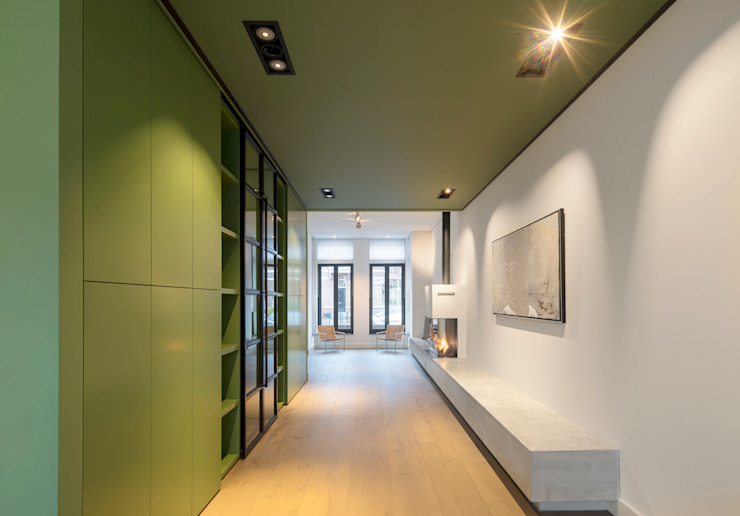 ÈMCÉ interior architecture Living room