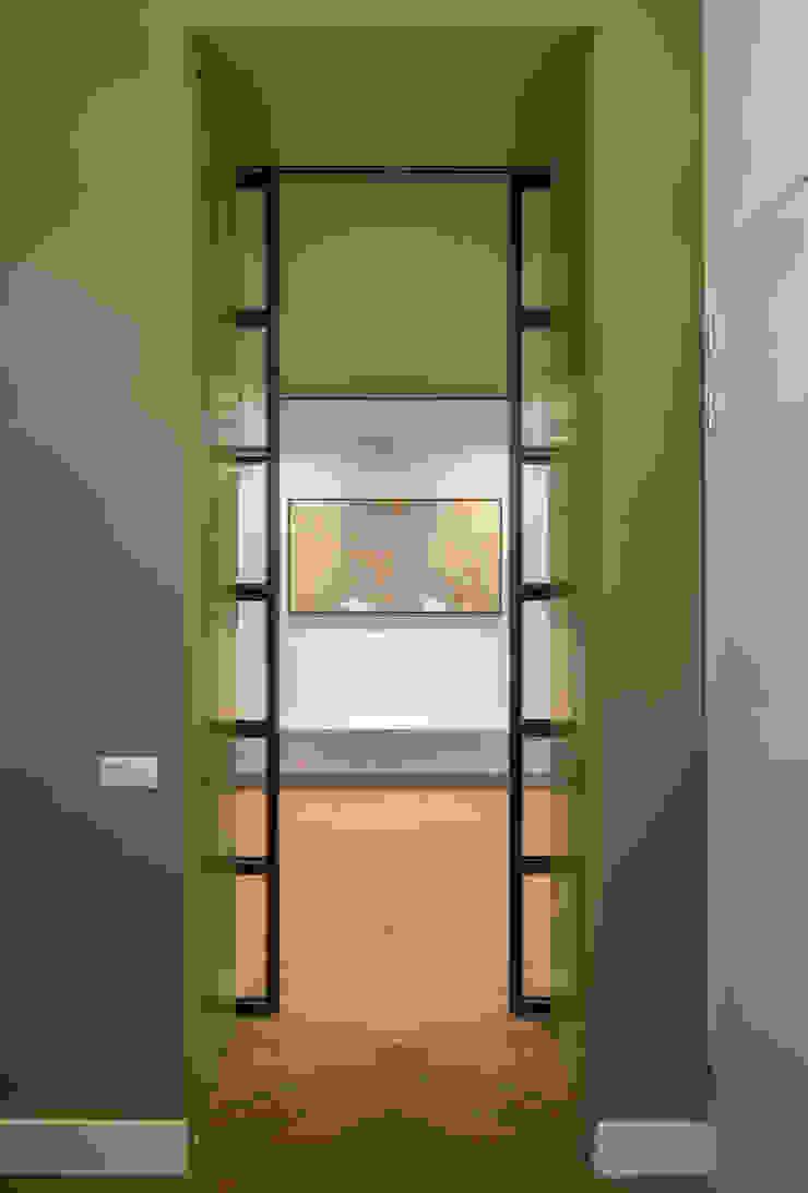 ÈMCÉ interior architecture Glass doors