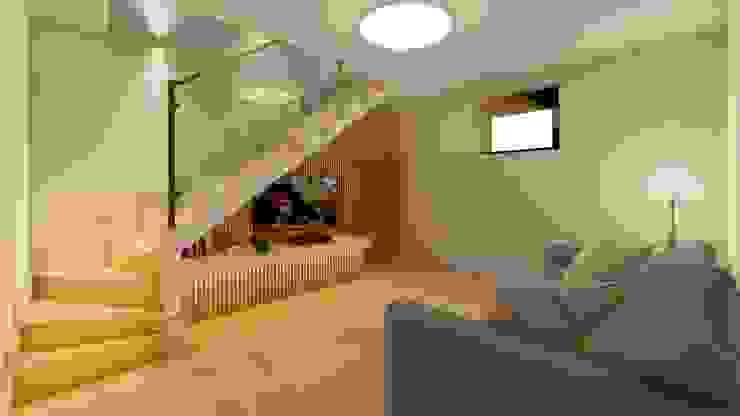 Elaine Hormann Architecture ห้องสันทนาการ
