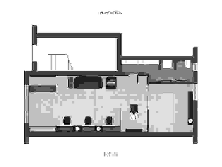 DOMINA | BARBER SHOP DUOLAB Progettazione e sviluppo