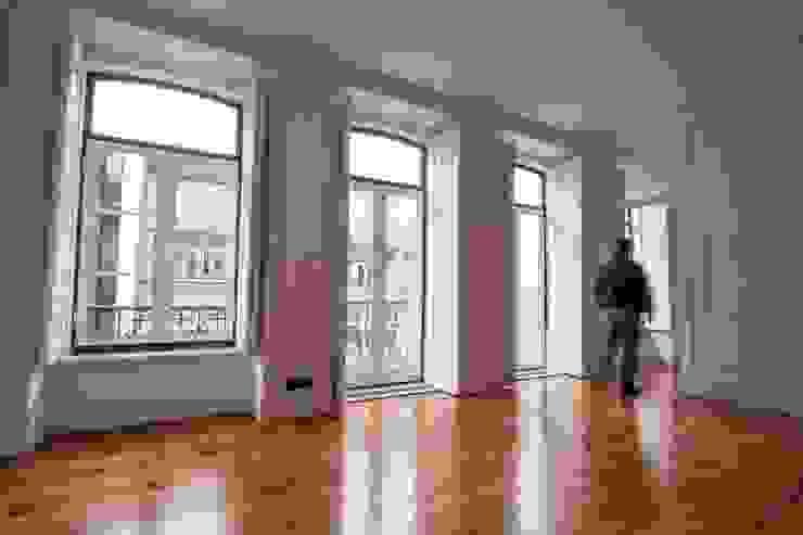 Reabilitação Rofreicrc lda| Salas de estar minimalistas