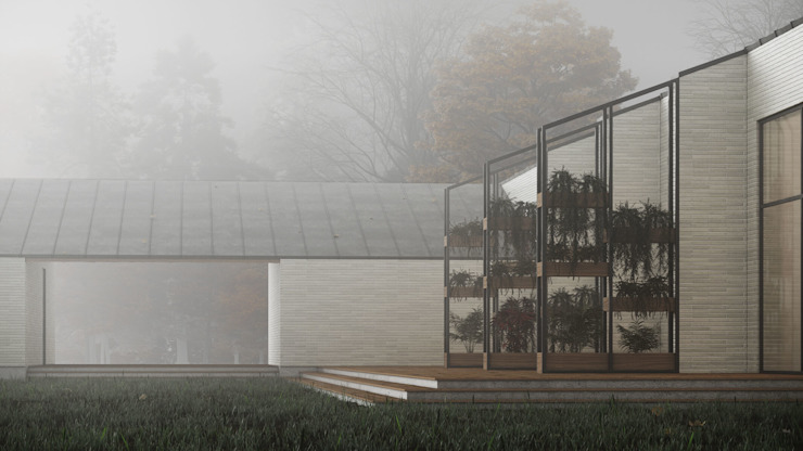 InScale Rumah teras