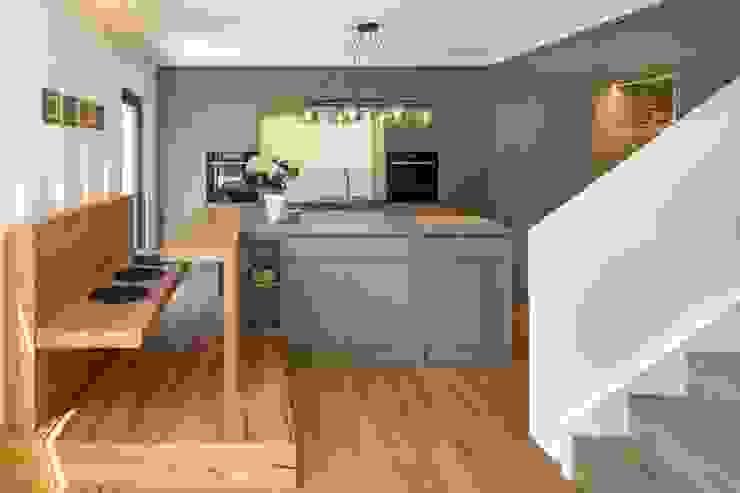 Vitalhaus Aschau Regnauer Hausbau Moderne Esszimmer