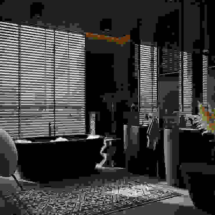 Modern Banyo Tasarımı, Istanbul, 2020 İç Mimar Nevzat Erkmen Dönmez Modern Banyo