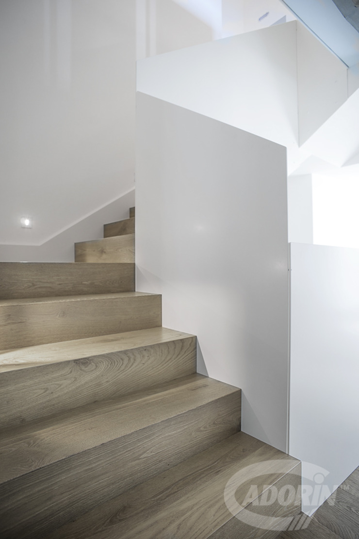 360° Design Cadorin Group Srl - Italian craftsmanship production Wood flooring and Coverings Stairs