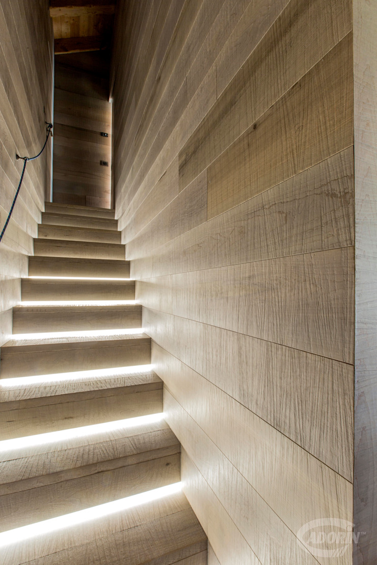 Hard Maple Cadorin Group Srl - Italian craftsmanship production Wood flooring and Coverings Stairs