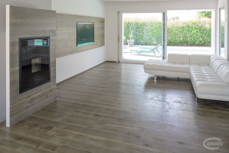 Cladding Quercus Cadorin Group Srl - Italian craftsmanship production Wood flooring and Coverings Floors