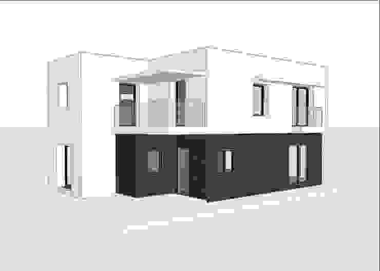 Outra das propostas entregues pela nossa equipa de arquitectura IIP - Reabilitação e Construção