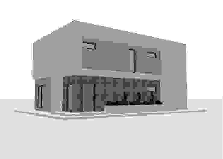 Uma quarta proposta dentro da mesma linha estética, mas com pormenores diferenciadores IIP - Reabilitação e Construção