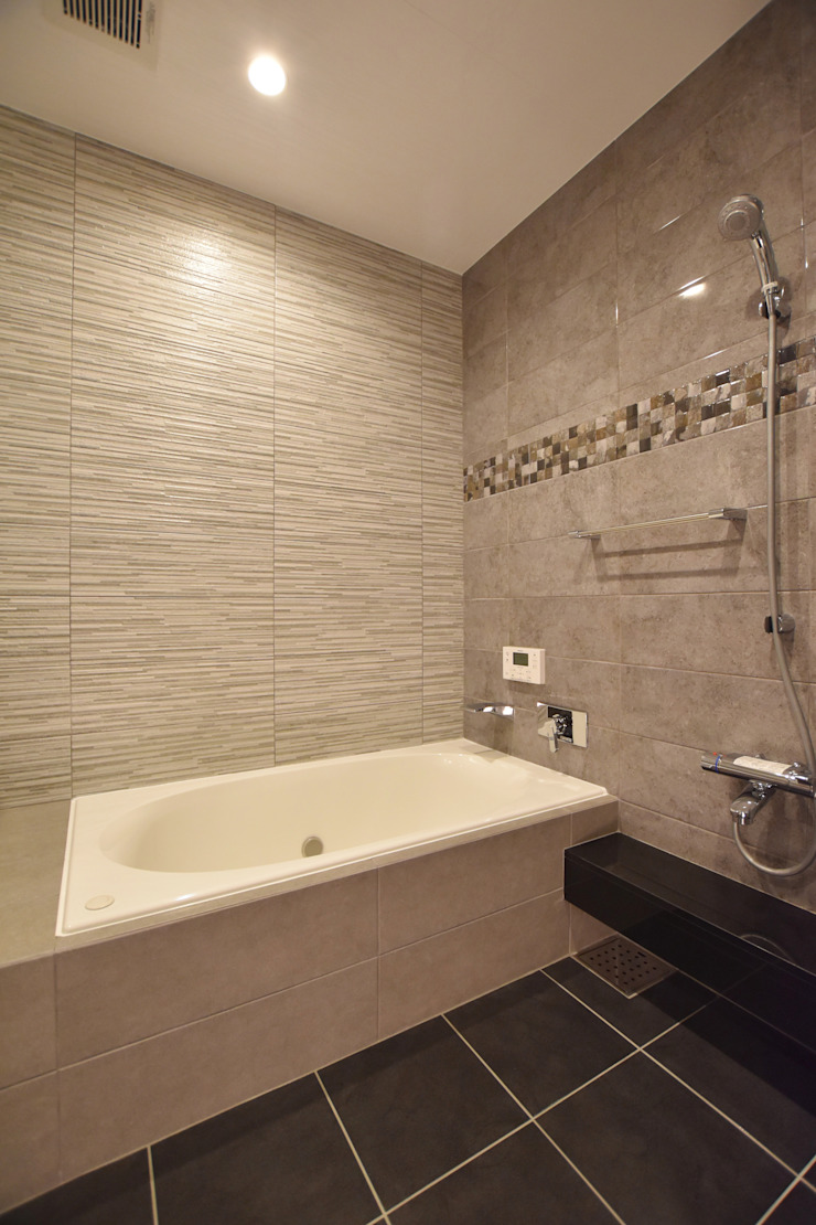 Style Create Modern bathroom