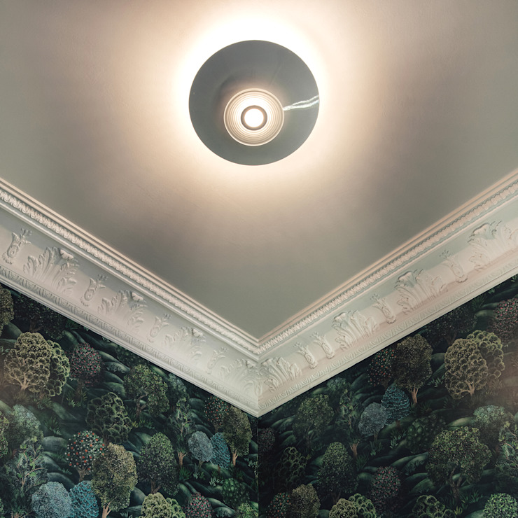 MODO Architettura Nowoczesne ściany i podłogi