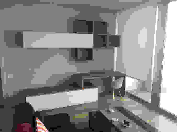 Just Interior Design Ruang Keluarga Minimalis
