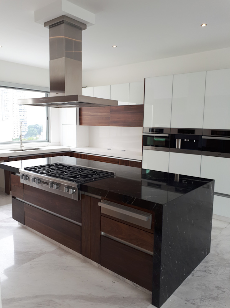 Cocinas Ferreti, Modulform Minimalist kitchen