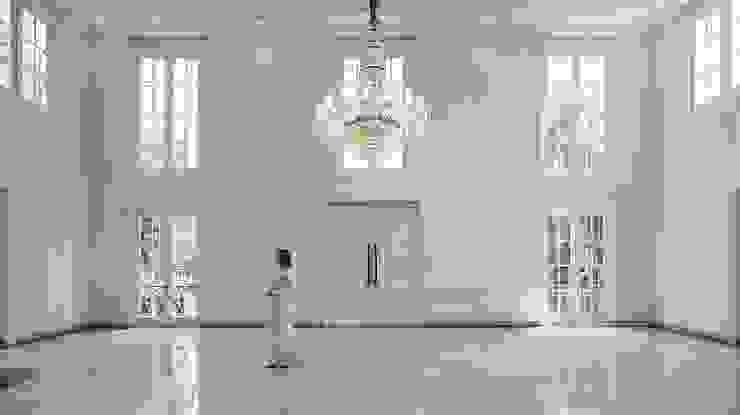 Manor Andara , Pondok Labu Ruang Keluarga Klasik Oleh Bral Studio Architecture Klasik