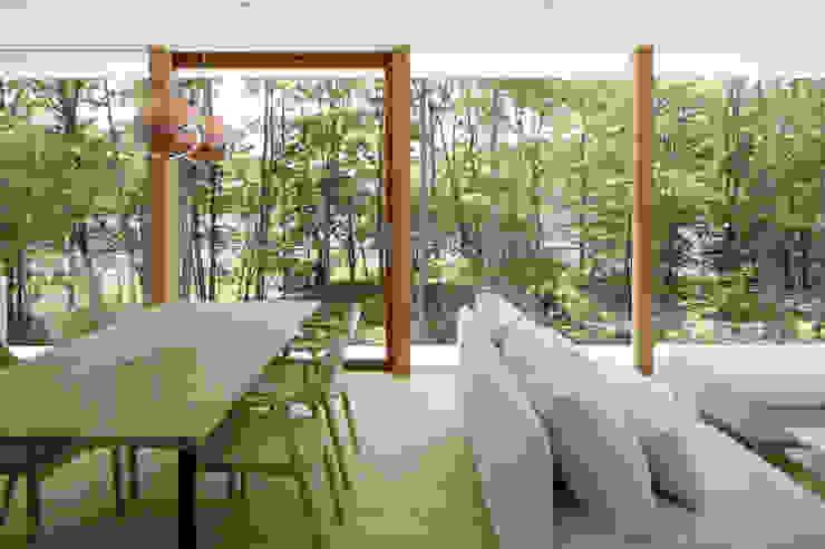 atelier137 ARCHITECTURAL DESIGN OFFICE Salas de estilo escandinavo