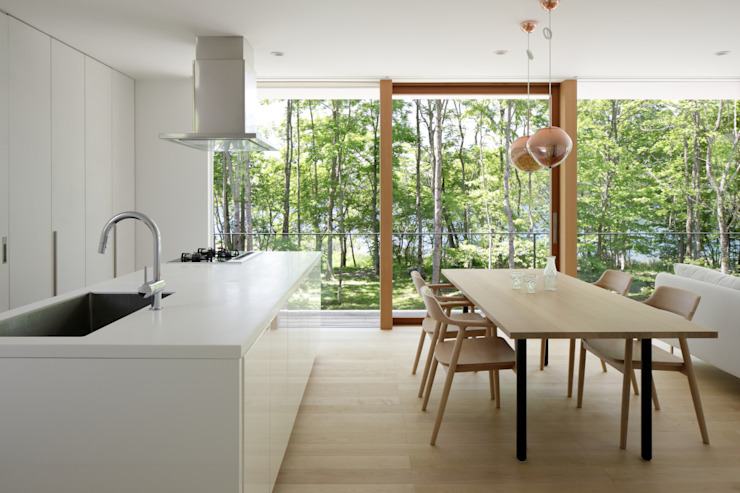 atelier137 ARCHITECTURAL DESIGN OFFICE Cocinas de estilo escandinavo